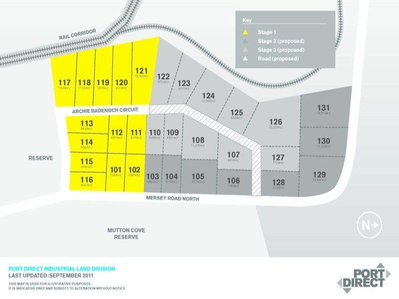 Land Relea/Stage 1 Mersey Road North OSBORNE SA 5017