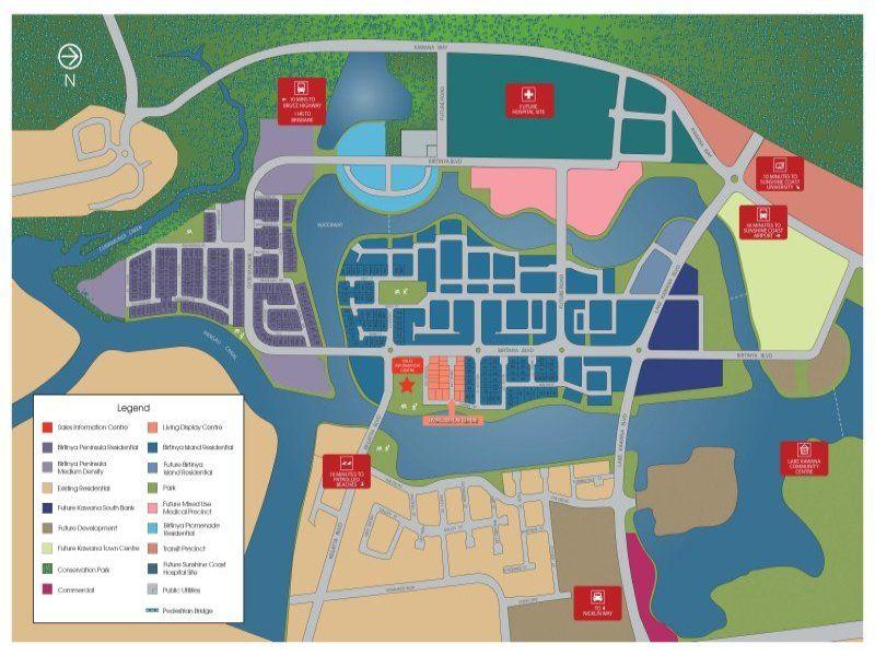 Lot 850 Regatta Boulevard BIRTINYA QLD 4575