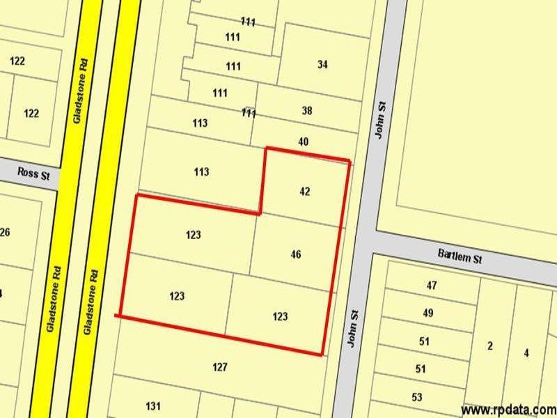 123 Gladstone Road ALLENSTOWN QLD 4700