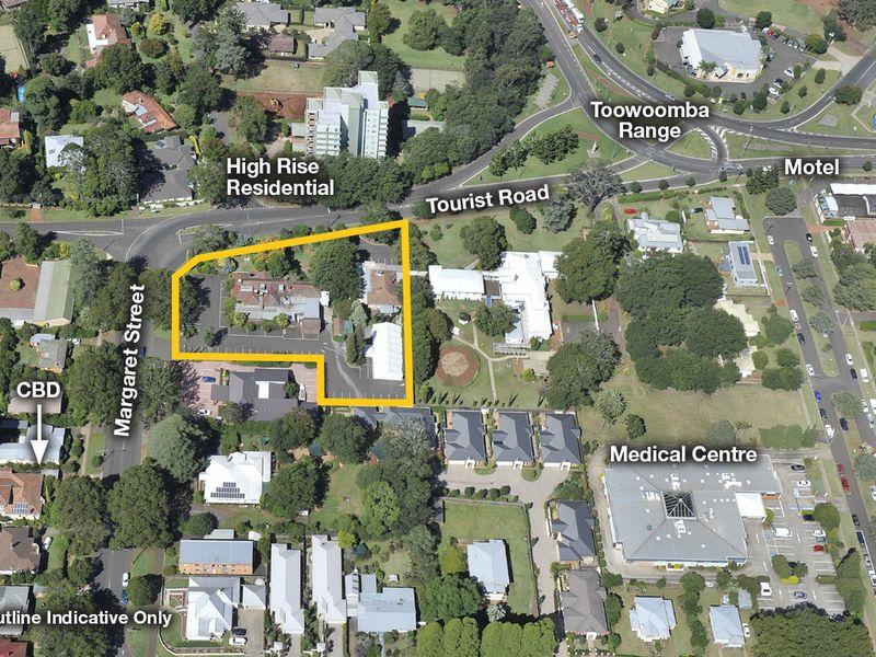 2 Margaret Street EAST TOOWOOMBA QLD 4350