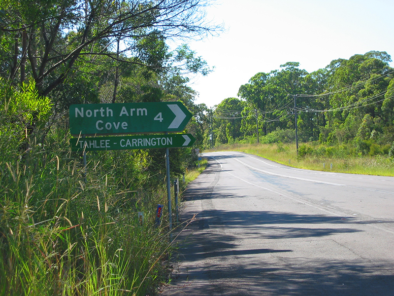 Lot 234/Carrington Road NORTH ARM COVE NSW 2324