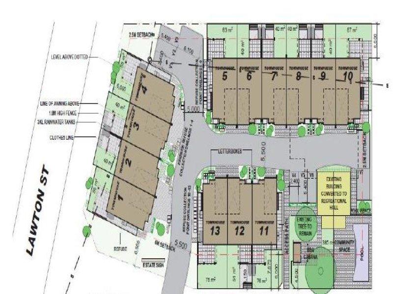 Units 1-13 Cnr Lawton and Hamlyn Street WANDOAN QLD 4419