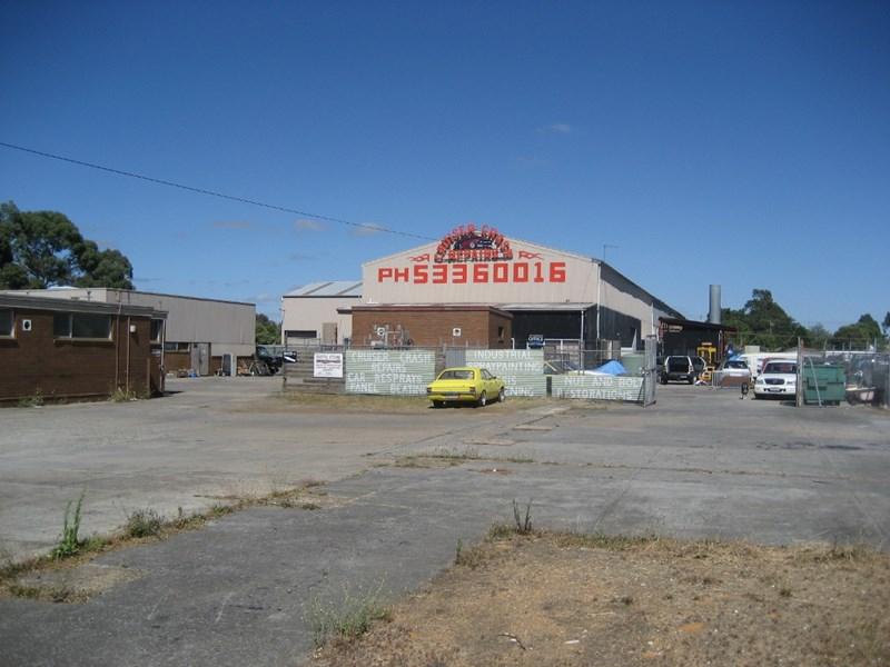 Commercial Property For Sale Sebastopol Ballarat