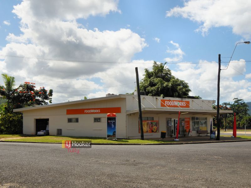 22 Curtis Street 'Wellsy's Red Hill Store' TULLY QLD 4854