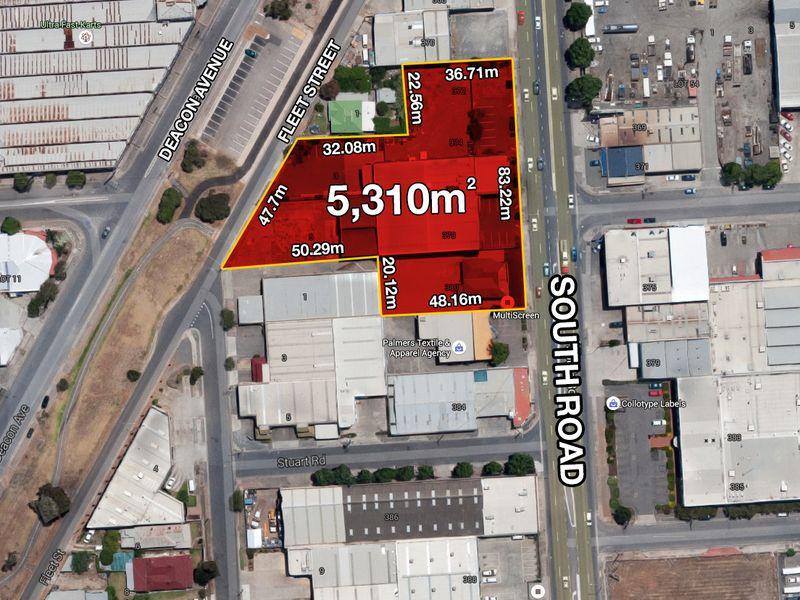 372-380 South Road & 3-5 Fleet Street RICHMOND SA 5033