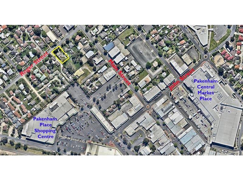 2 Rogers Street PAKENHAM VIC 3810