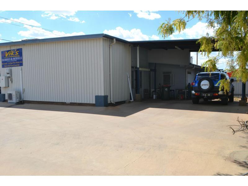 45 Barkly Highway MOUNT ISA QLD 4825