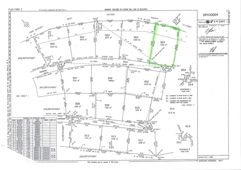 Lot 904 Michigan Road BATHURST NSW 2795