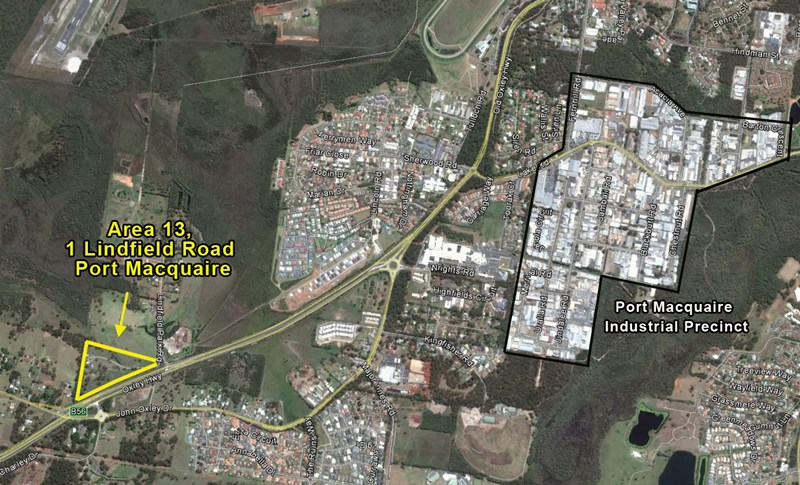 Area 13/1 Lindfield Park Road PORT MACQUARIE NSW 2444