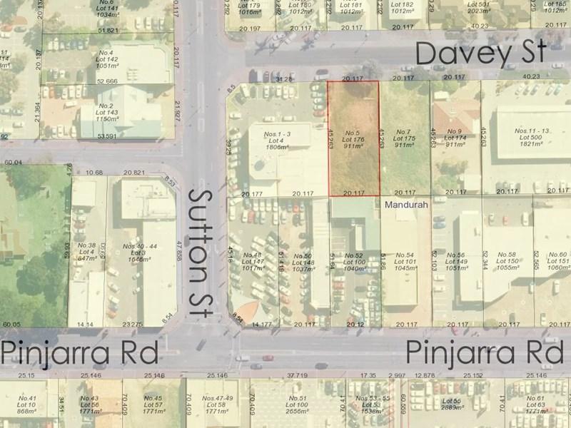 5 Davey Street MANDURAH WA 6210