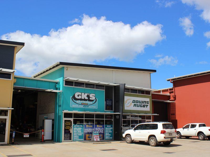 10/189 Anzac Avenue HARRISTOWN QLD 4350
