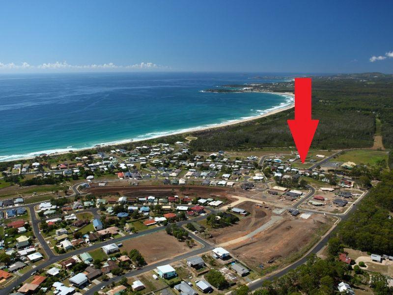 LOT 1 & 2 Cnr Pacific & Tasman Streets CORINDI BEACH NSW 2456