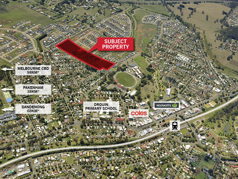 Stages/2 & 3 McNielly Road DROUIN VIC 3818