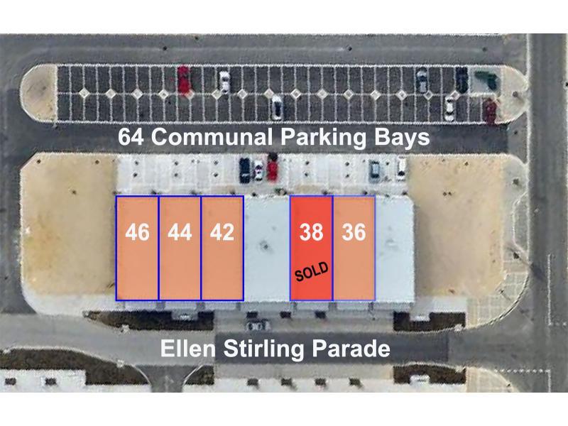 36,38,42,44 &46 Ellen Stirling Parade ELLENBROOK WA 6069