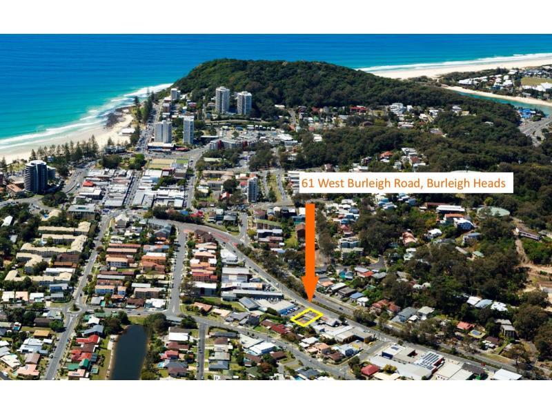 61 West Burleigh Road BURLEIGH HEADS QLD 4220