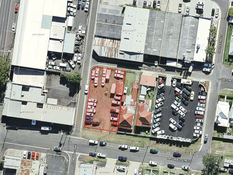 9-11 Archibald Street TOOWOOMBA CITY QLD 4350