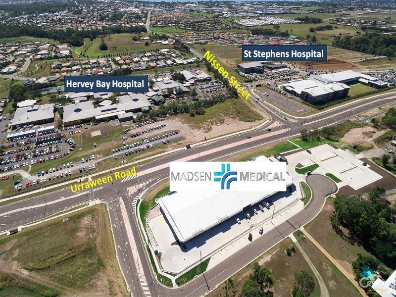Madsen Medical Centre Hervey Bay HERVEY BAY QLD 4655