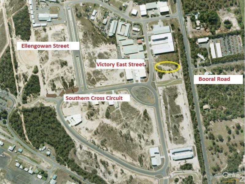 Lot 46 Victory East Street URANGAN QLD 4655