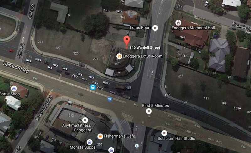 340 Wardell St ENOGGERA QLD 4051