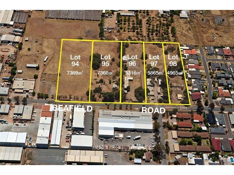 Ptn 18-42 Beafield Road PARA HILLS WEST SA 5096