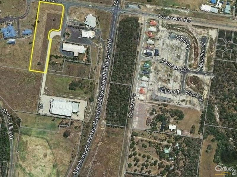 222 Urraween Road HERVEY BAY QLD 4655