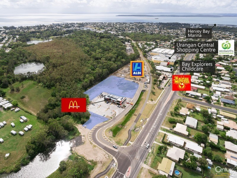 Boat Harbour Drive URANGAN QLD 4655