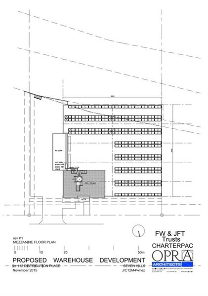 Lot 112 Distribution Place SEVEN HILLS NSW 2147