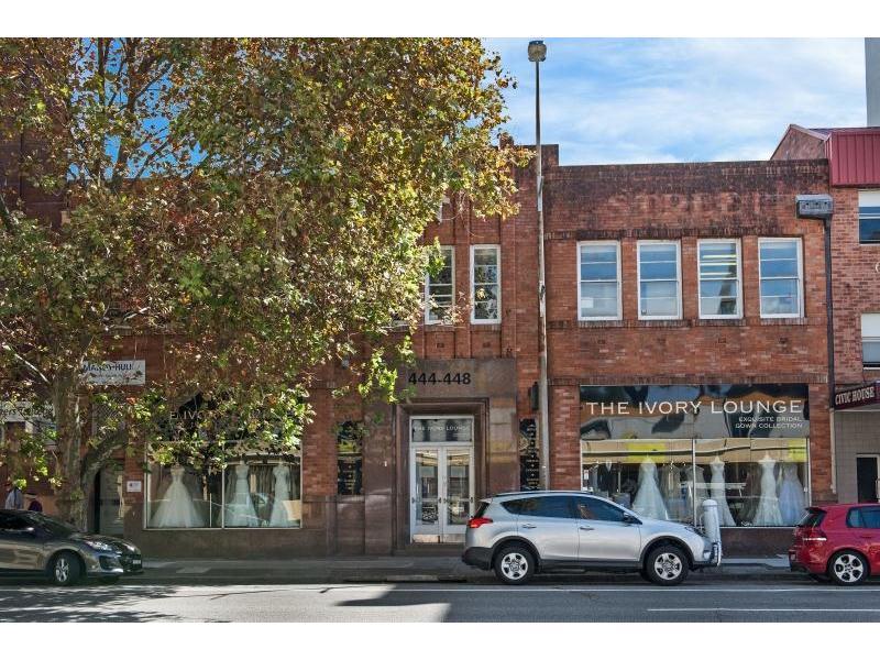 444 448 hunter street newcastle nsw 2300 sold office 2012777472