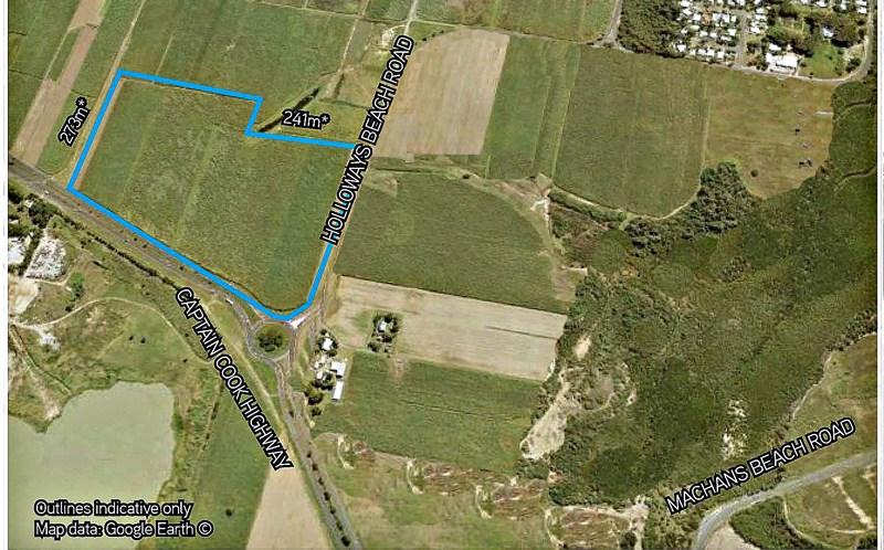 Lot 221 Holloways Beach Access Road HOLLOWAYS BEACH QLD 4878