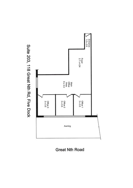 203/118 Great North Road FIVE DOCK NSW 2046