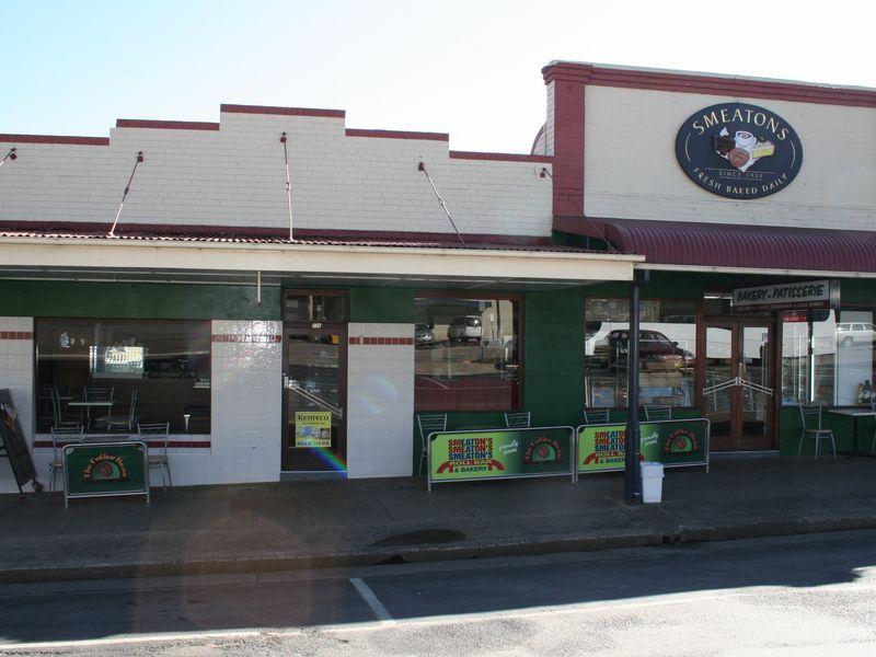 Smeatons Bakery 176-178 Bourke Street GLEN INNES NSW 2370