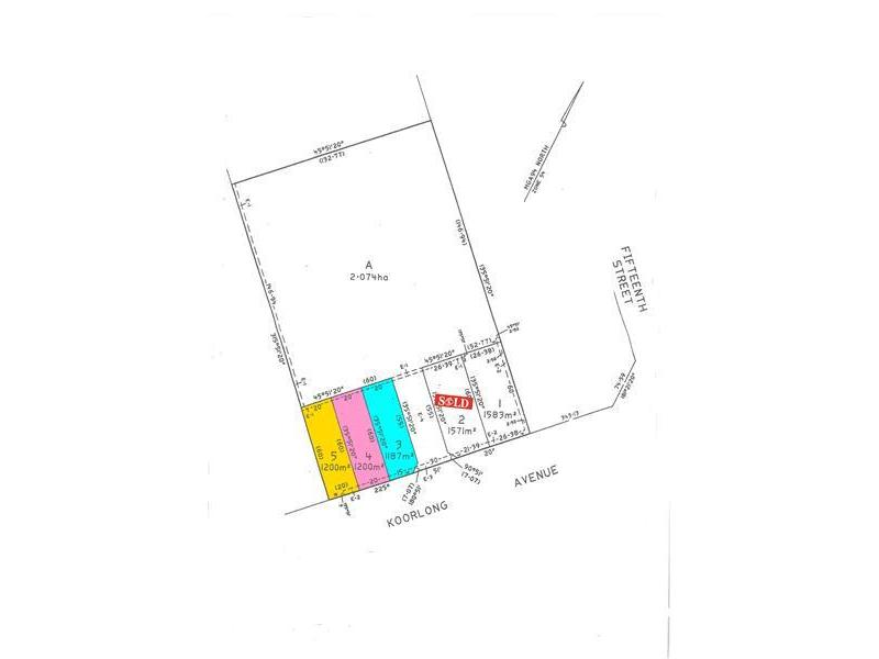 3 4 & 5 - 1531 Koorlong Avenue IRYMPLE VIC 3498