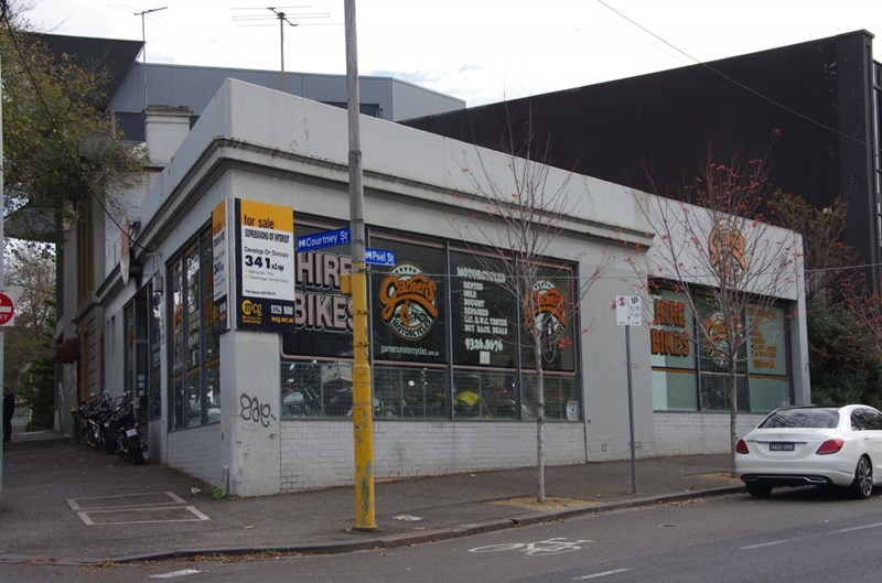 179-181 Peel Street & 4 Courtney Street (Cnr Queensberry St) NORTH MELBOURNE VIC 3051