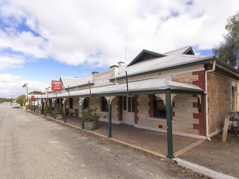 Main Street SPALDING SA 5454