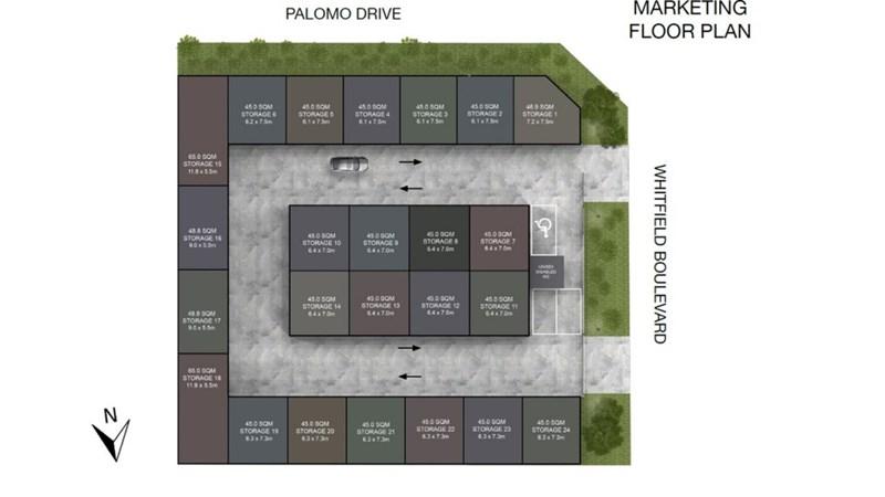 Lot 48-49/16 & 17 Whitfield Boulevard CRANBOURNE WEST VIC 3977