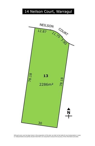 13 Neilson Court WARRAGUL VIC 3820