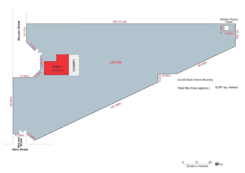 Lot 202 Main Street BEVERLEY SA 5009