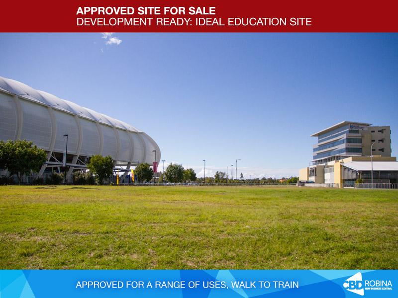 Lot 60 Stadium Drive ROBINA QLD 4226