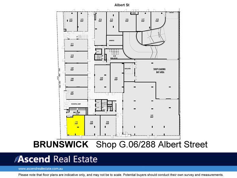 Shop G.06/288 Albert Street BRUNSWICK VIC 3056