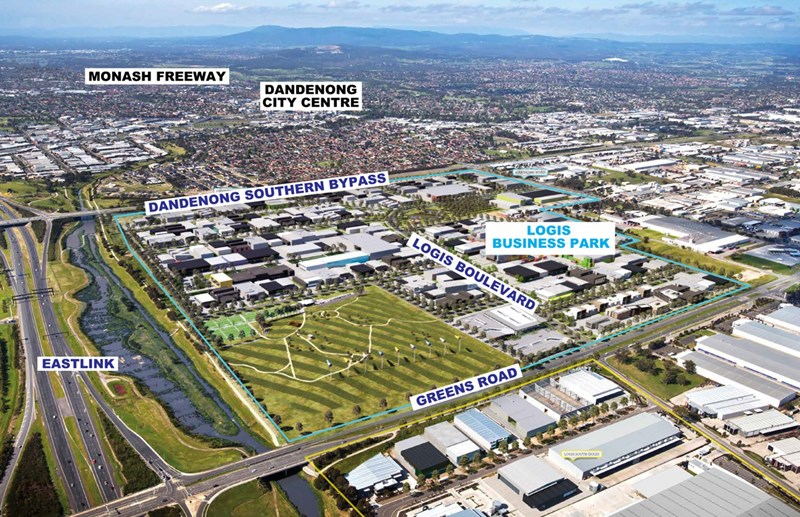 Lot 63 Metcalf Street DANDENONG VIC 3175