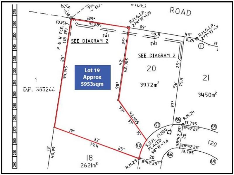 Lot 19 Amsterdam Close WYONG NSW 2259