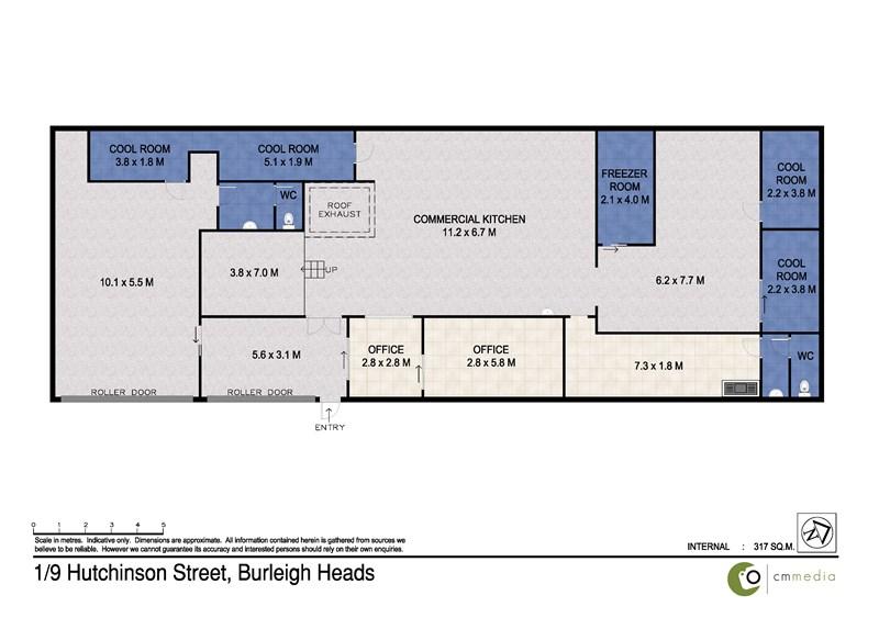 1/9 Hutchinson Street BURLEIGH HEADS QLD 4220