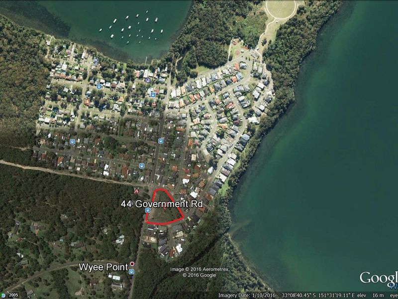 Mixed Use/44 Government Road WYEE POINT NSW 2259