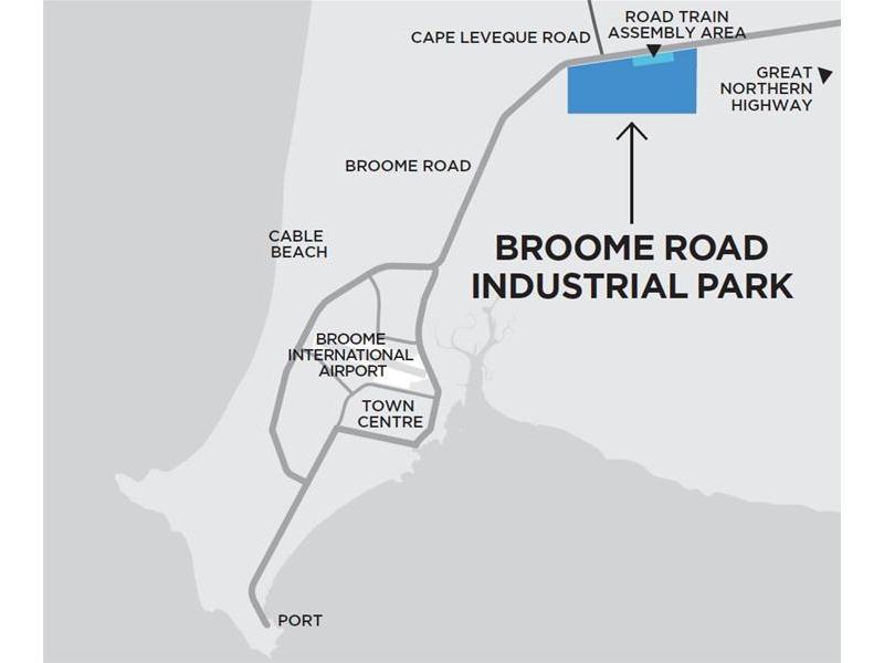 Lot 4 Broome Road BROOME WA 6725