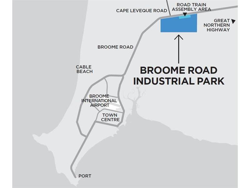 Lot 43 Broome  Road BROOME WA 6725