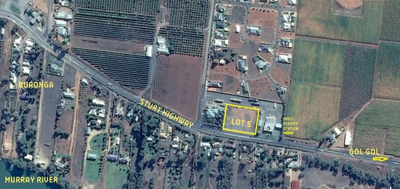 Lot/5 Sturt Highway BURONGA NSW 2739