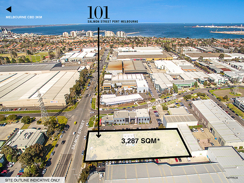 101  Salmon Street PORT MELBOURNE VIC 3207