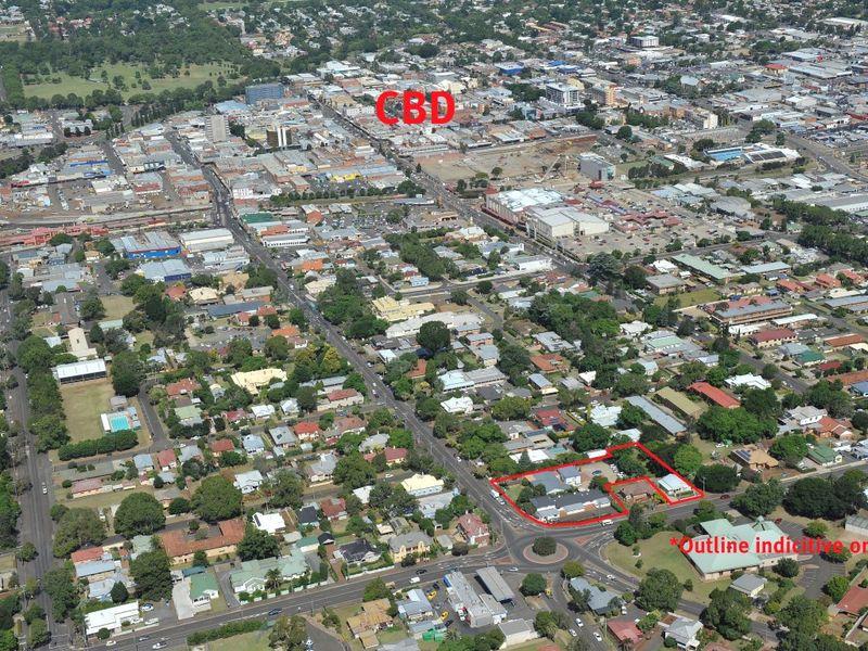 136-140 Russell Street (& 78 West Street) TOOWOOMBA CITY QLD 4350