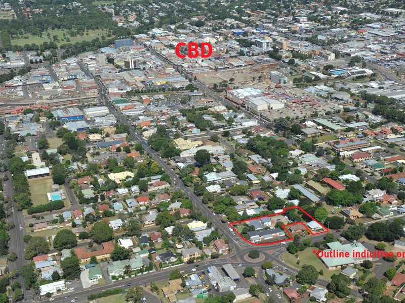136-140 Russell Street (& 78 West Street) TOOWOOMBA CITY QLD 4350