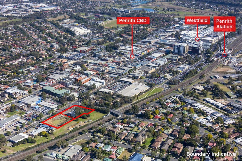 39-45 & 47-49 Henry Street PENRITH NSW 2750